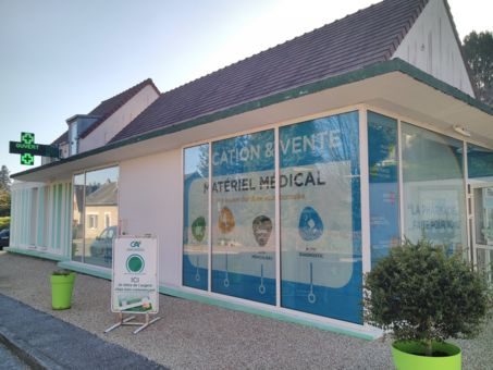 Pharmacie Millet Lacombe,Ladignac-le-Long